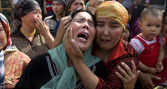 """700 bin Kazak Türk""""ü Çin zulmü altında"""