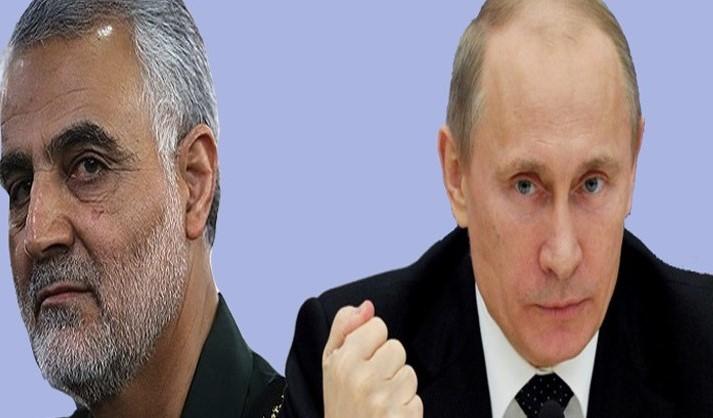 Hasan Nasrallah: ''Kasım Süleymani, Putin'i Suriye'ye girme konusunda ikna etmeyi başaran kişidir''