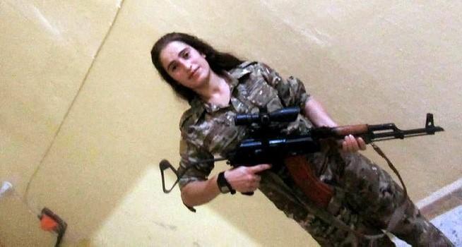 Almanya'dan gelip PKK'ya katıldı, defalarca tecavüz edildi, Şam'da tedavi gördü