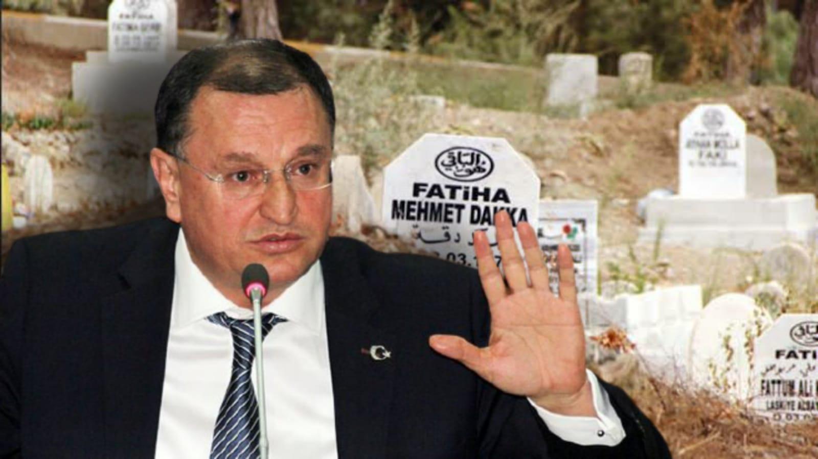 CHP'li Hatay Belediyesi, Yayladağı'na sığınan Türkmenlerin ilçeye defnedilmesini yasakladı