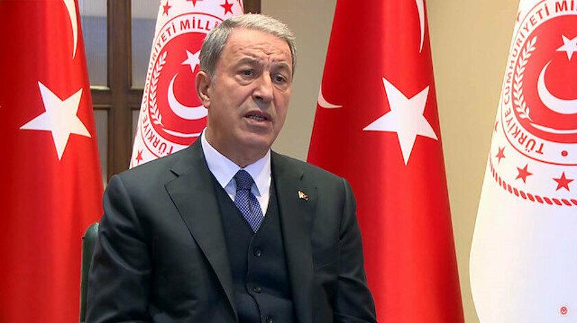 Milli Savunma Bakanı Akar: İlave birlikler gönderiyoruz alanı kontrol edeceğiz