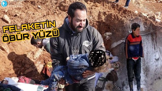İdlip'te Felaketin Öbür Yüzü