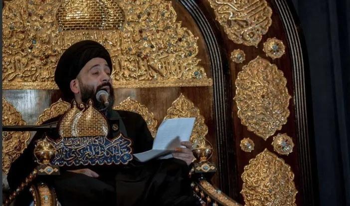 Iraklı Şiiler Bağdat'ın en fakir mahallesinde altın minberli ibadethane inşa etti