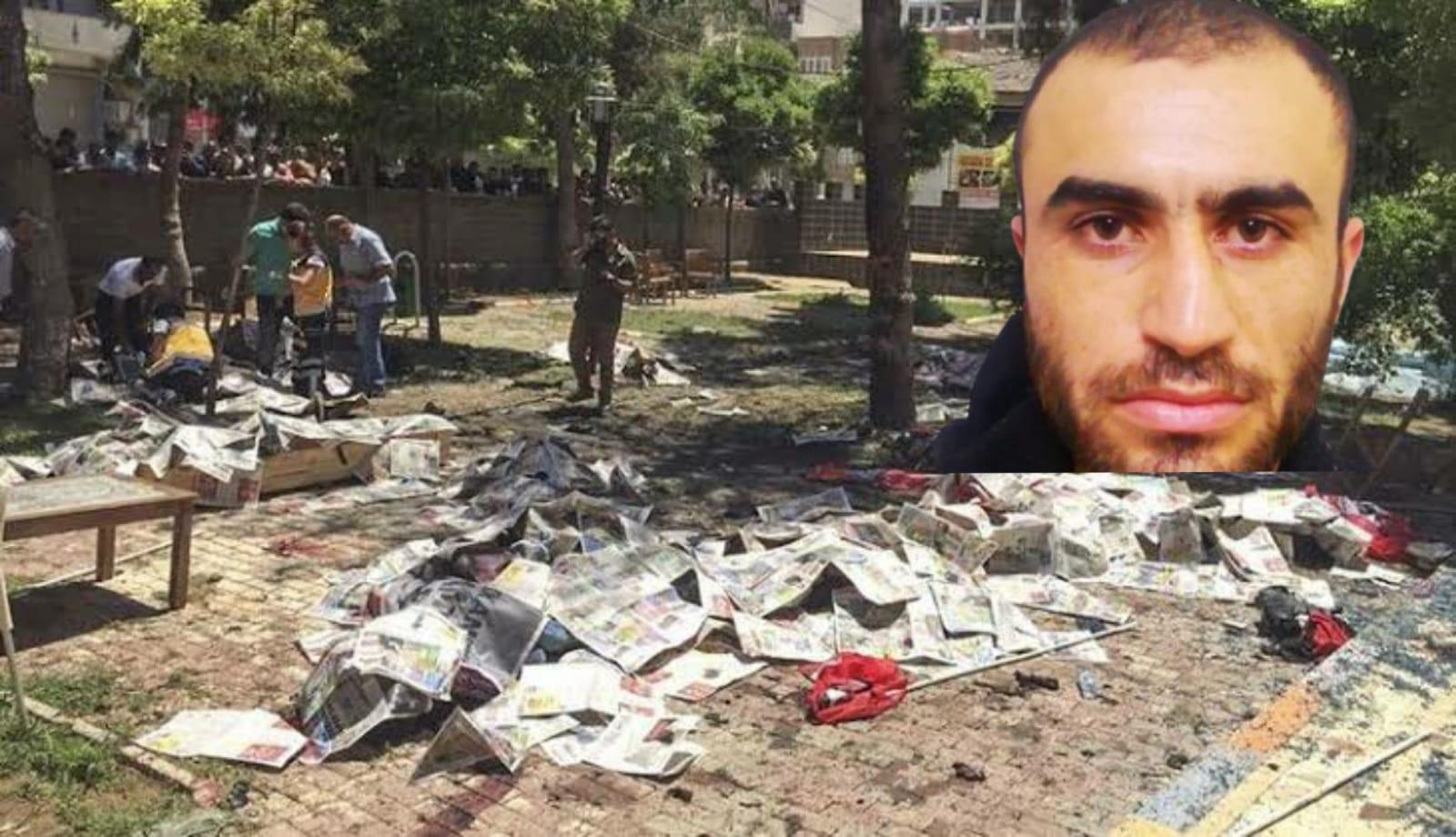 Sultanahmet ve Suruç katliamlarının planlayıcısı yakalandı