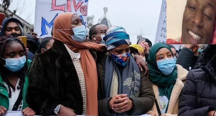 Belçika'da 23 yaşındaki Müslüman genç karakolda öldü, başkent karıştı