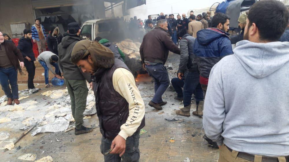 Türkiye-Suriye sınırında patlama: 2 kişi öldü 4 sivil yaralandı