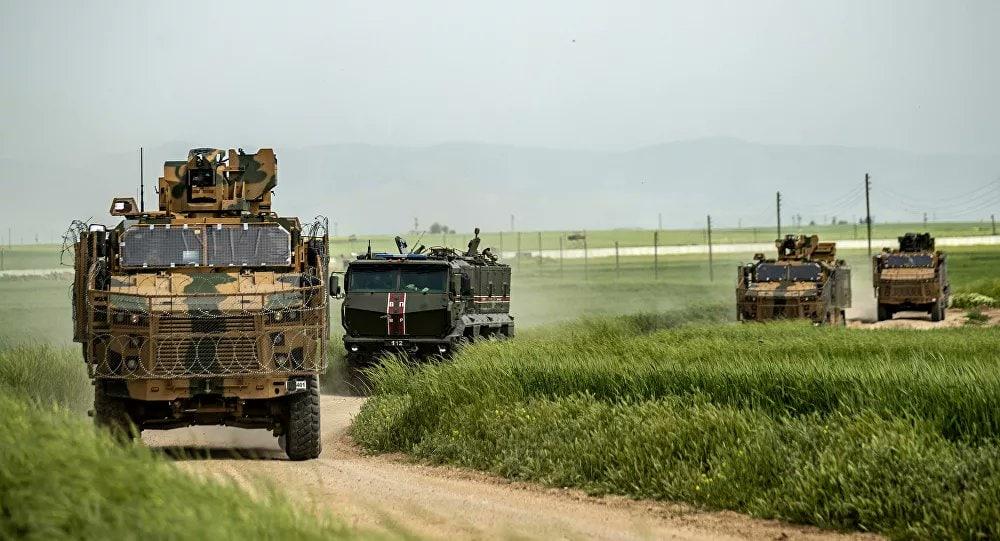 Rus ordusu PKK işgalindeki Ayn İsa'ya takviye birlik gönderdi (Video Haber)