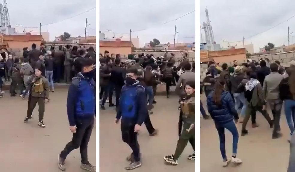 PKK okul bastı örgüt propagandası yapmadıkları gerekçesiyle10 öğretmeni kaçırdı