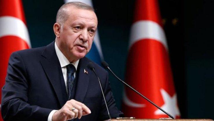 Erdoğan: Ak Parti'yi millet kurdu, 2023 seçimlerinden zaferle çıkacağız