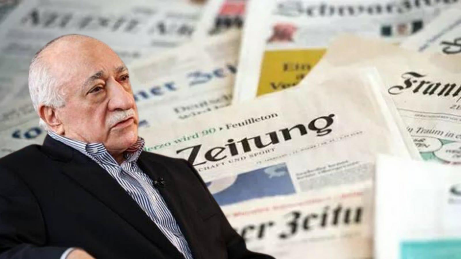 Alman Gazete uyardı: FETÖ yapılanması İlluminati'den daha tehlikeli