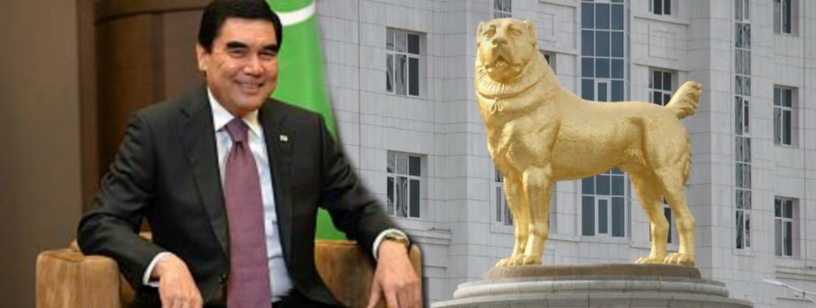 Türkmenistan Devlet Başkanı Nisan ayının son pazarını köpek bayramı ve ulusal tatil günü ilan etti