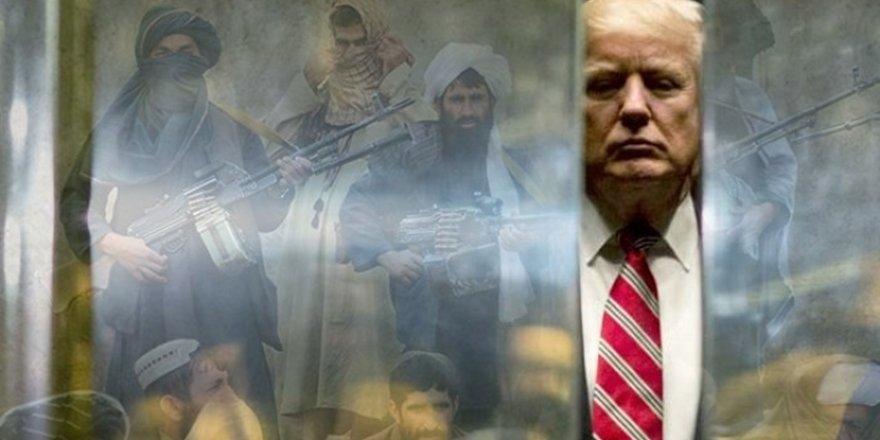 Ve ABD Afganistan'dan çekiliyor...