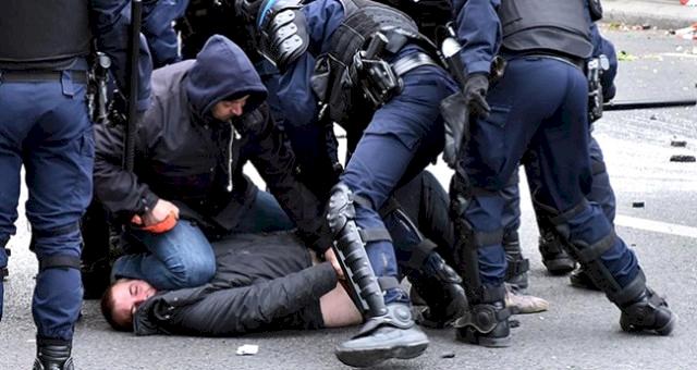 Uluslararası Af Örgütü: Fransa keyfi gözaltılar uyguluyor