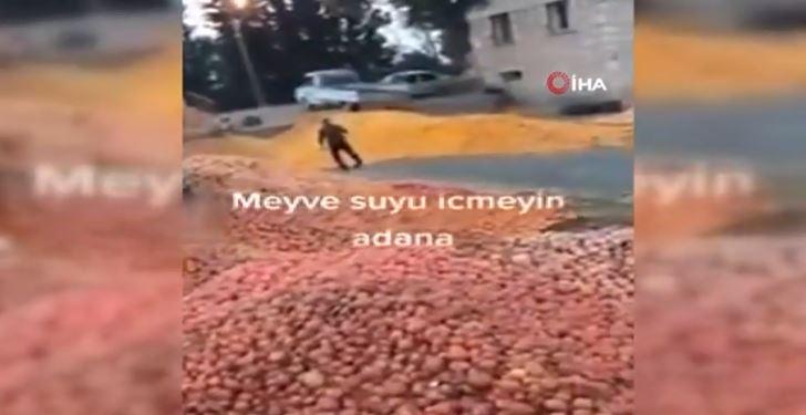 Sosyal medya Adana'daki mide bulandıran skandal görüntüleri konuşuyor!