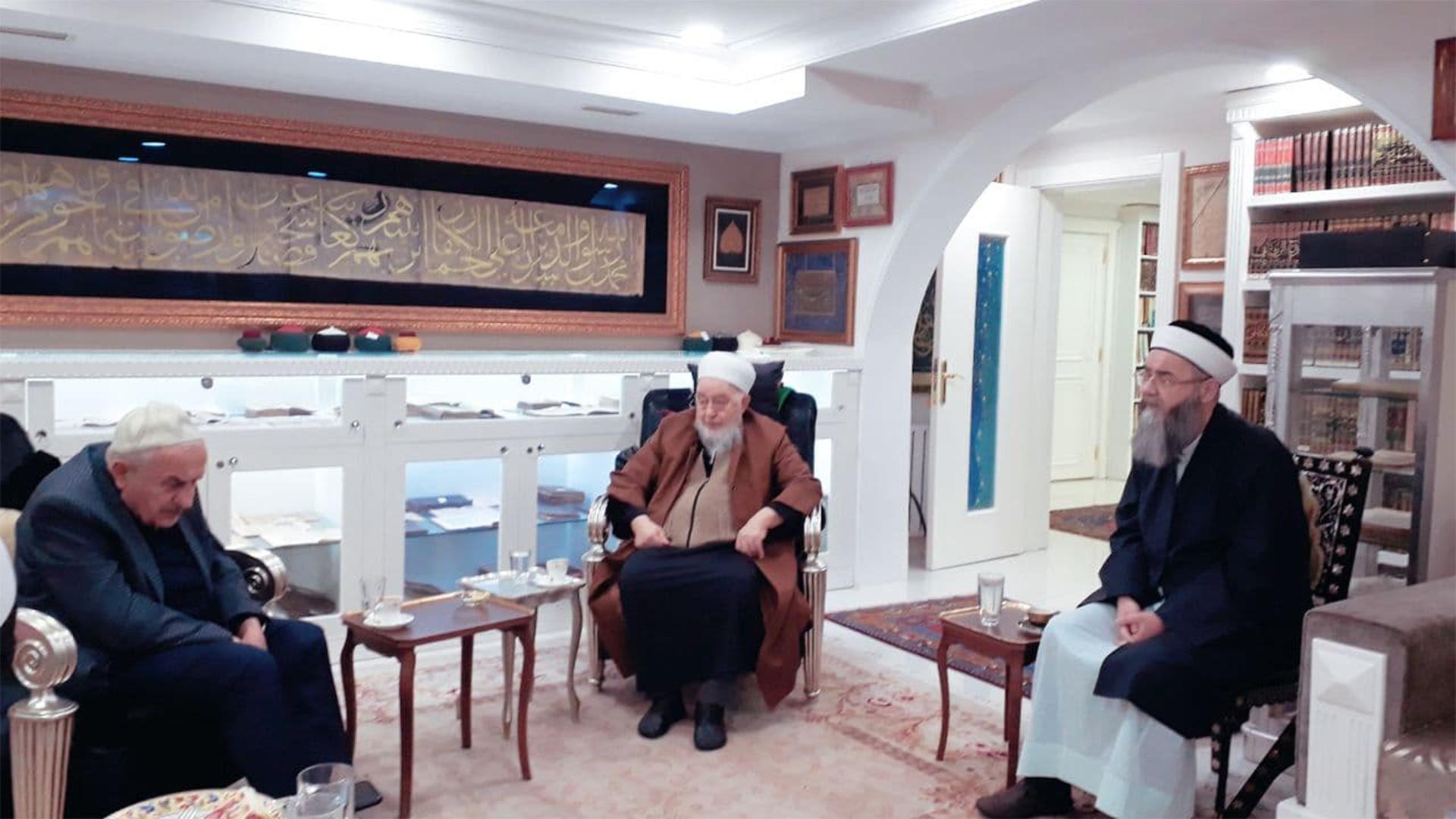 Cübbeli'ye ziyaret olayında Mustafa Kaplan'dan sert tepki