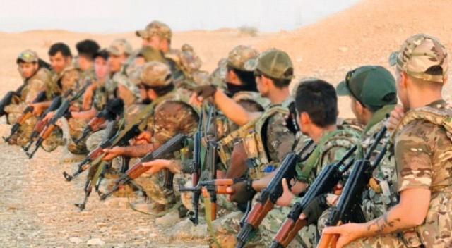 Türkiye'ye karşı PKK ve Haşdi Şabi şer ittifakı kurdu