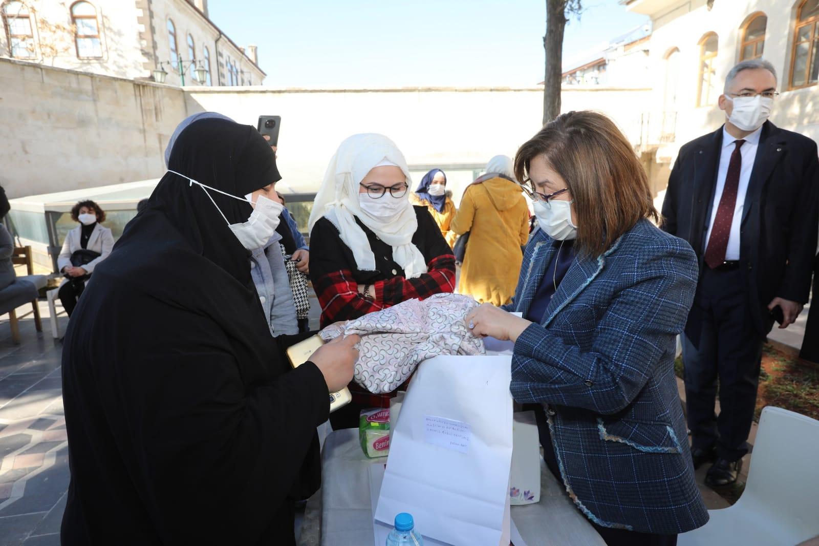 Gaziantepli kadınların aile ortamında düzen, mahallelere ulaşacak