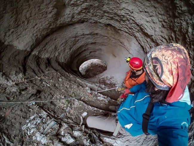 Karabük Safranbolu'da 2 bin 500 yıllık gizli geçit keşfedildi