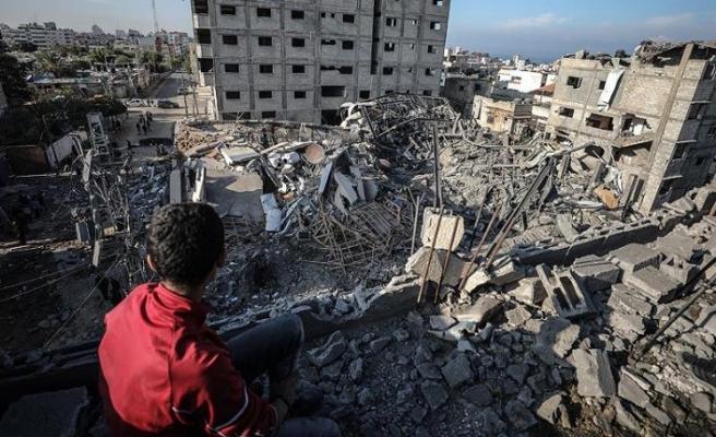 İsrail Filistinlilerin evini yıkmayı sürdürüyor: İki evi daha yıktı