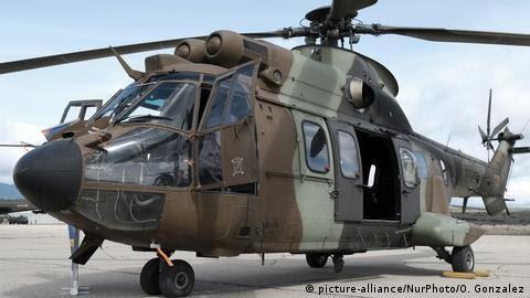 Milli Savunma Bakanlığı; Bitlis'te askeri helikopter düştü! 9 şehidimiz var