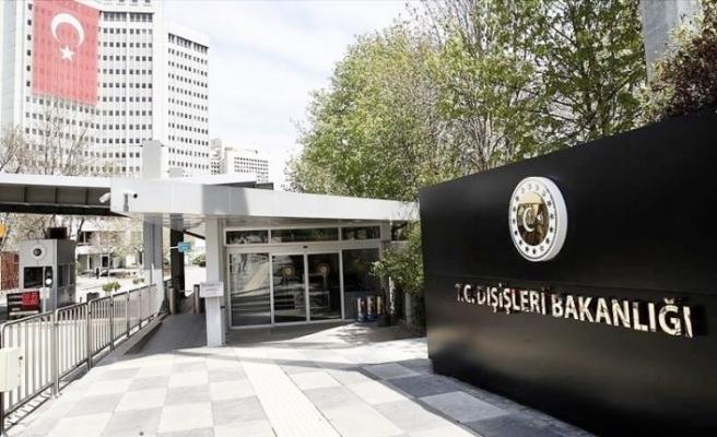Dışişleri Arap Birliği'nin Türkiye kararını tepki: Kararları reddediyoruz