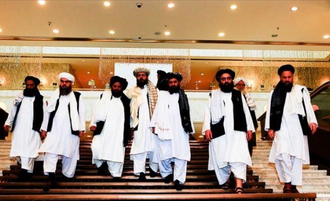 Katar'da Taliban ile ABD arasında görüşme