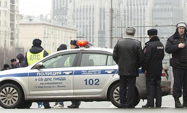 Moskova'da Bıçaklı Saldırı