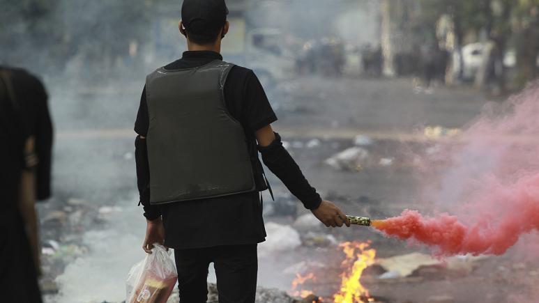 Myanmar'da darbe: Ölü sayısı 550'ye ulaştı