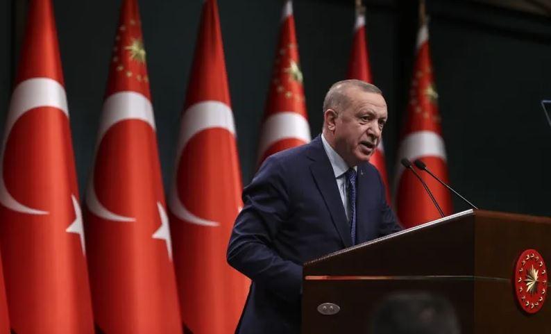 Erdoğan'dan darbe imalı bildiriyle ilgili ilk açıklama