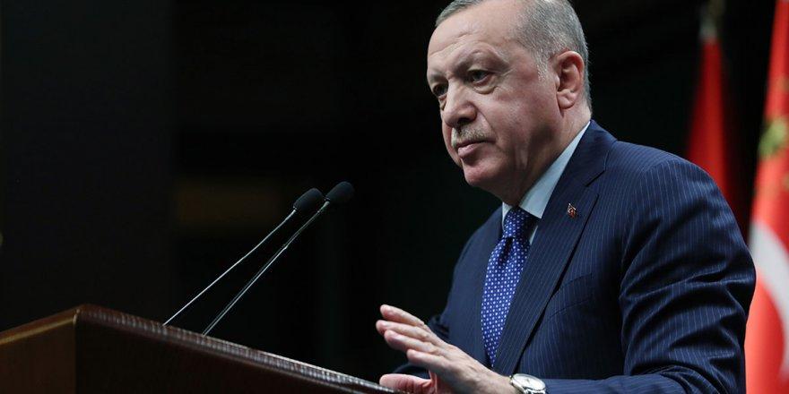 Erdoğan 'Amiraller bildirisi' ve Montrö Sözleşmesi hakkında konuştu
