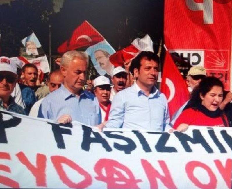 Bir kez daha Gezi'yi kutsadı