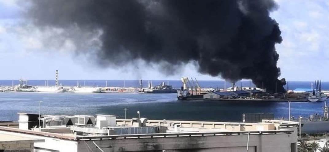 Libya'da vurulan Türk gemisi yok