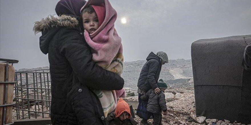 Son 6 Günde 148 Bin Sivil Sınıra Göç Etti