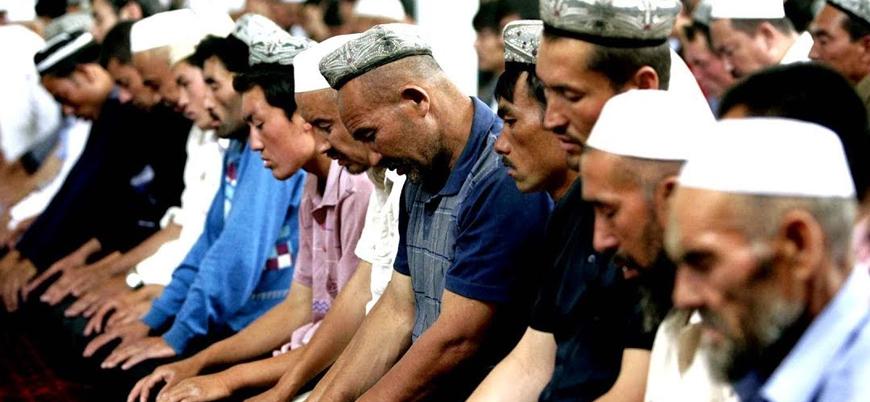 Dinleri Yüzünden Toplama Kamplarındalar