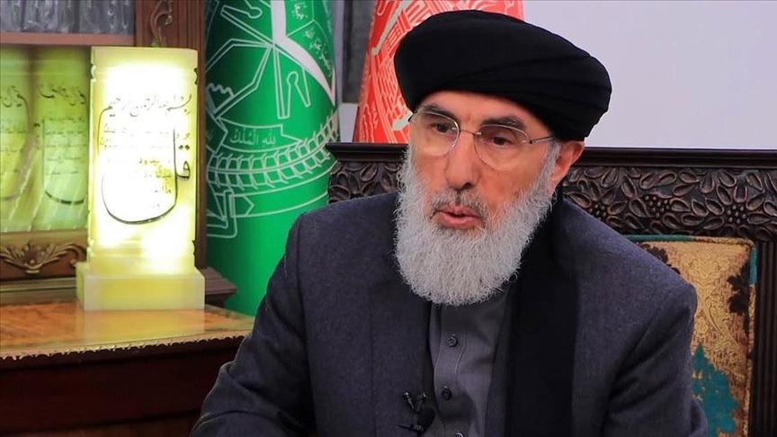 Gülbeddin Hikmetyar: Taliban'ın 'İstanbul Konferansı'na katılması gerekiyor