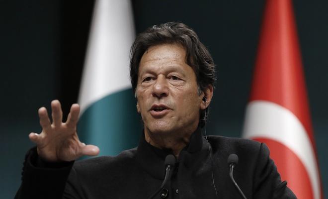 Pakistan Başbakanı Han: İslamofobi cezalandırılmalı