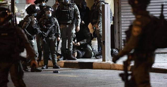 İsrail polisi ramazanı boş geçmiyor