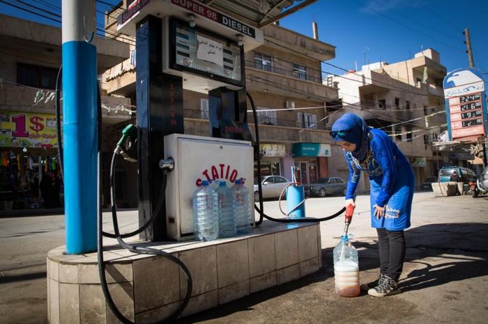 Yakıt krizi yaşayan Esed rejimi, benzine yüzde 25 zam yaptı
