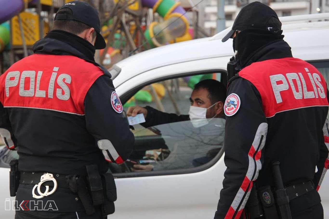 Kısıtlamayı ihlal eden yaklaşık 34 bin kişiye adli ya da idari işlem uygulandı
