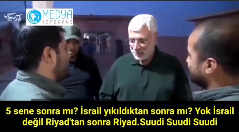 Öldürülen İranlı komutan: İsrail ve ABD'den önce Suud yok olsun