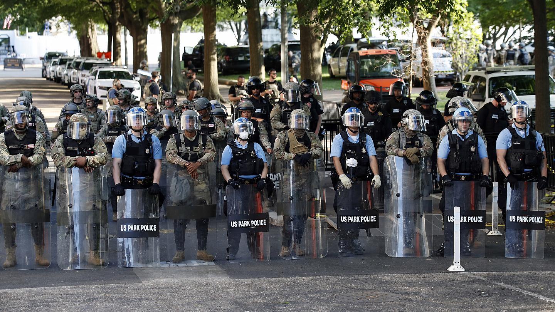 ABD'de ırkçı polis şiddeti devam ediyor... İnceleme başlatıldı