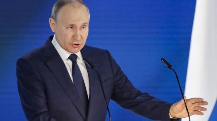 Putin: Kırmızı çizgiyi aşarsanız pişman olursunuz