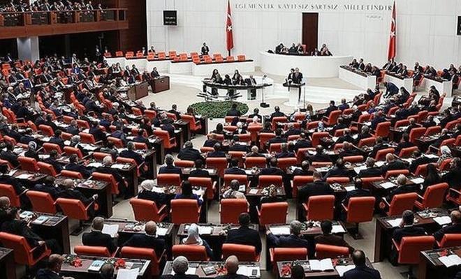 Gri pasaport için verilen önerge AK Parti ve MHP oylarıyla reddedildi