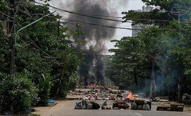 Myanmar'da darbe: Ölü sayısı 745'e yükseldi
