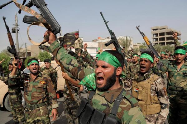 İran'dan Suriye'ye Şii Milis Sevkıyatı