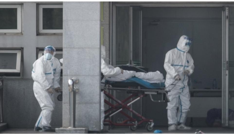 Virüs İran'a Sıçradı