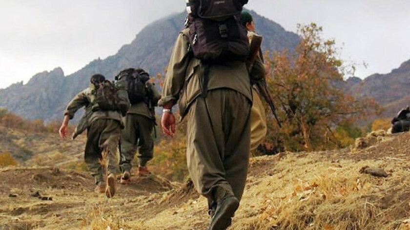 PKK Elebaşısının Koruması Teslim Oldu