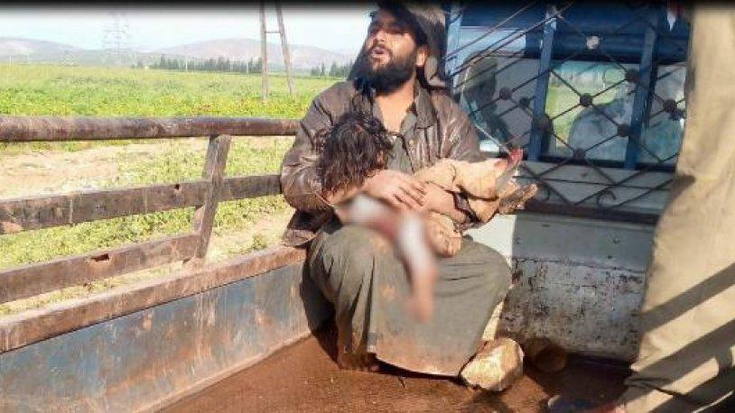 Afrin'de roketli saldırı: 1 çocuk öldü, 2 kişi yaralandı