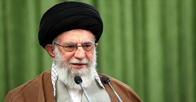 """Hamaney: Sızdırılan ses kaydını yayınlayanlar """"İran karşıtı ve düşman medya"""""""