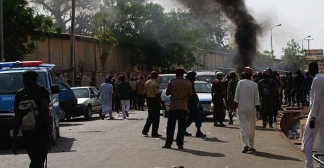 Nijer'de silahlı saldırı: 16 asker hayatını kaybetti